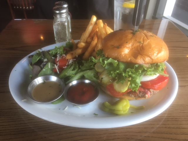 marty burger