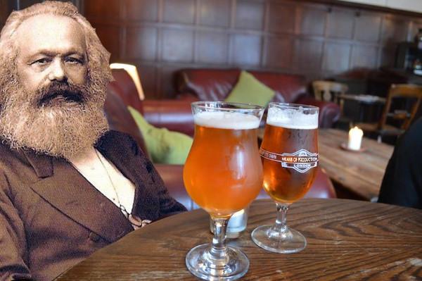 marx beer