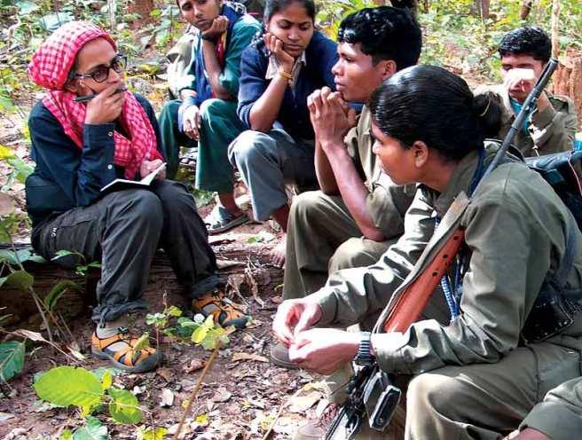 roy maoists