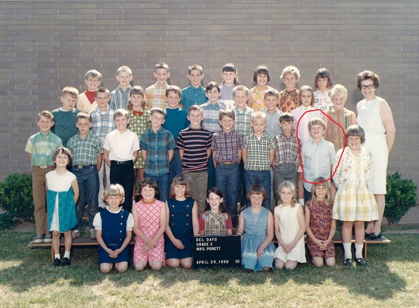 1967 3rd Grade