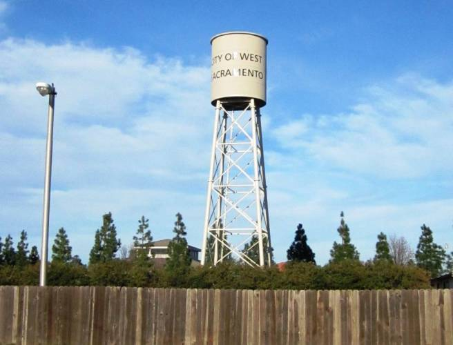 Water tower WSac